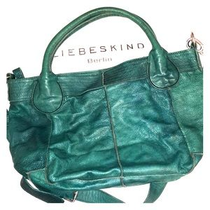Liebeskind by Anthro hobo with shoulder strap
